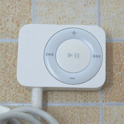 Apple iPod FM Radio Tuner Remote A1187 Fully Working