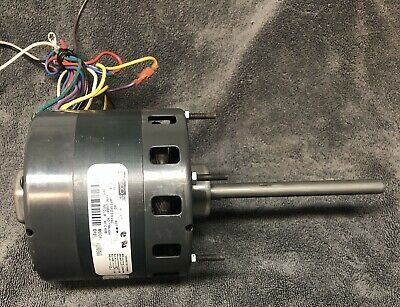 Fasco D151 5.0-Inch Direct Drive Blower Motor, 1/4 HP, 230 Volts,1050 RPM, 3 Spd