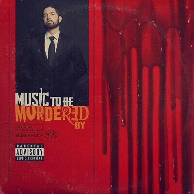 Eminem - Music To Be Murdered By CD Interscope NEW