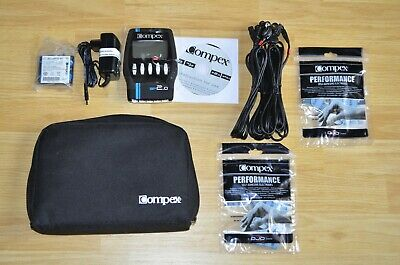 COMPEX SP 2.0 Muscle Stimulator, Recovery, prevent injury - NEW