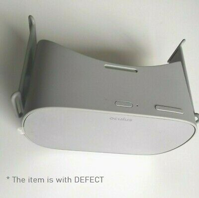 DEFECT Oculus Go 32GB Virtual Reality Headset Main unit Replacement Spare Repair