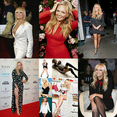 Emma Bunton - Pack of 5 Glossy Photo Prints - 15 pictures to choose from