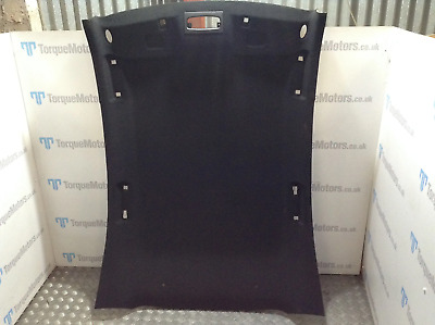 Ford Focus ST MK2 5DR Black interior roof lining