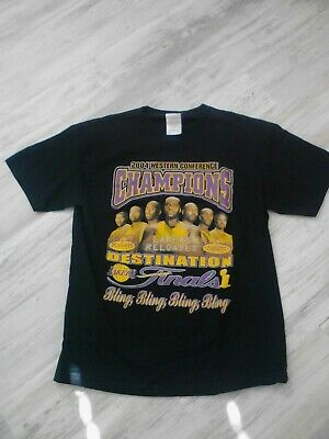 Lakers 2004 Western Conference Champions