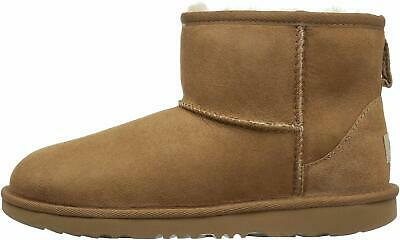UGG Kids K Classic Mini II Pull-on Boot, Chestnut, Size 6.0 2vKp US / 5 UK