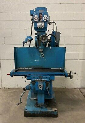 Ex-Cell-O (XLO) 602 Knee Type Vertical Milling Machine - LMC #48672