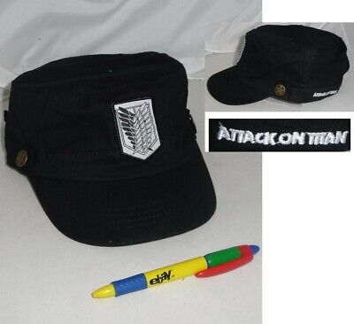 Attachment Dei Giant Beautiful Hat Beanie Attack on Titans Japan Cosplay