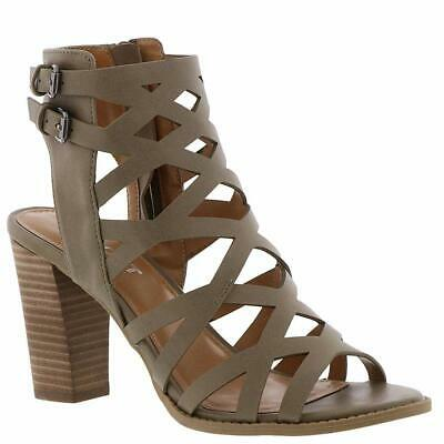 Report Roux Women's Sandal, Taupe, Size 6.5 hJlm US / 4.5 UK