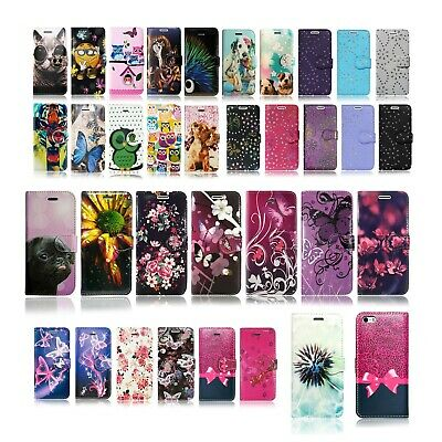For Samsung Galaxy A20S & Many Wallet Flip Book Magnetic Closer Phone Case Cover