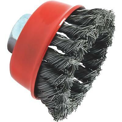 Forney Angle Grinder Wire Brush