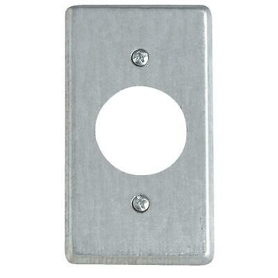 Steel City Single Receptacle Handy Box Cover