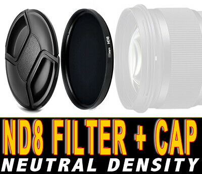 FILTRO NEUTRAL DENSITY ND8 FILTER PER Olympus Zuiko ED 50-200mm F2.8-3.5 SWD 67M