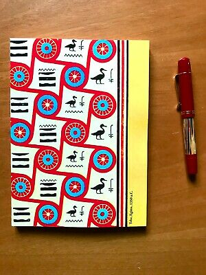"250 pages ""Thebes"" Tomoe River Notebook - Japanese Fountain Pen Friendly Paper"