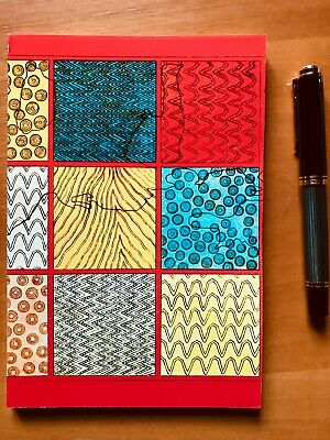 "250 pages ""Mycenae"" Tomoe River Notebook - Japanese Fountain Pen Friendly Paper"