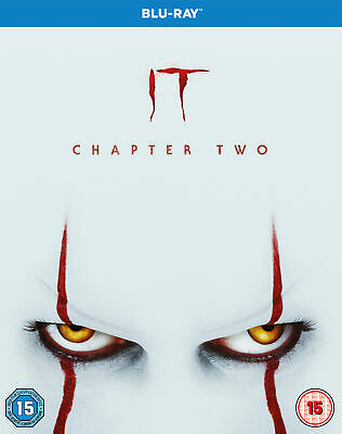 IT Chapter Two [2019] (Blu-ray) James McAvoy,Jessica Chastain,Bill Hader