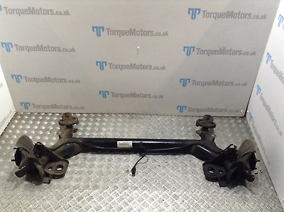 Ford Fiesta ST150 Rear axle with hubs