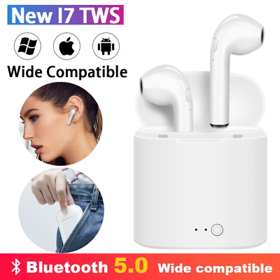 Wireless Bluetooth Earphones Earbuds/Air dots/ Ear Pods in Ear With Charging Box