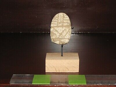 Pre Columbian, Stone, Meso Am Zone, Proto Mayan, Early Effigy Carving  -200 +500
