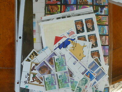 Mint NH U S Discount Postage With Face Value of $95.96 > 64 %