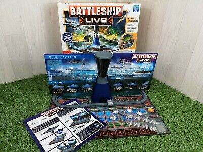 Battleship Live By Hasbro Motion Vision Play Electronic Game Family Games
