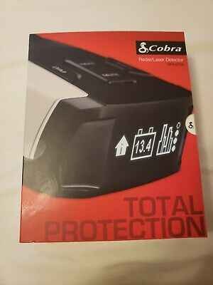 Cobra Radar/Laser Detector SPX6700 New In Box