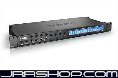 MOTU 1248 Thunderbolt+USB Audio Interface with 32 inputs and 34 outputs New JRR