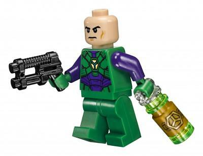 LEGO DC Justice League Lex Luthor MINIFIG from Lego set #76097 New