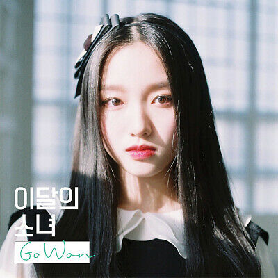 MONTHLY GIRL LOONA [GO WON] Single Album CD+Photo Book+Photo Card K-POP SEALED