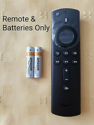 Genuine Amazon Fire TV Stick🔥Remote Control Only🔥With Alexa Voice+Power+Volume