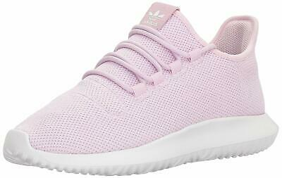 Kids Adidas Girls tublar Fabric Low, Aero Pink/White/White,  Size Big Kid 5.0