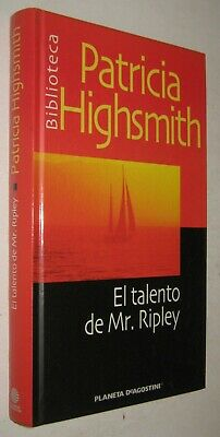 El Talento De Mr. Ripley - Patricia Highsmith