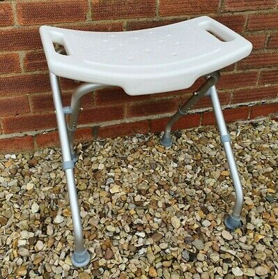 Mobility Folding Shower Stool Height Adjustable