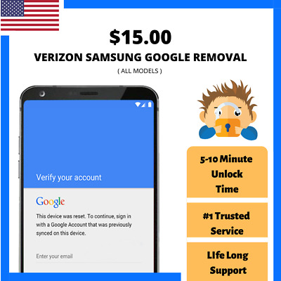 Verizon Samsung Google account removal 🔥All Models Supported | Google Bypass 🔥