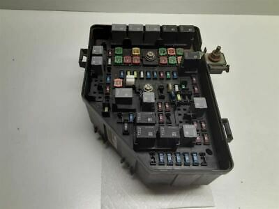 Fuse Box Engine Tow Package Without HID Fits 09 ACADIA 225660