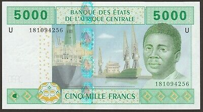 Cameroon Central Africa 26 UNC Industry//Cattle//p207Ue Sig 1000 Francs