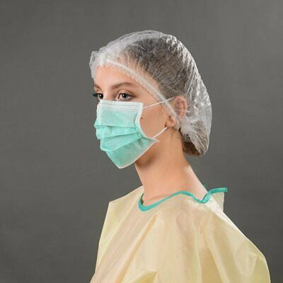 50 DISPOSABLE  3 PLY surgical FACE MASK Dust Protector Allergy Medical Nurse