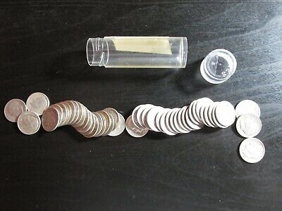 Nearly Complete Date/Mint Set of 90% Silver Roosevelt Dimes (Missing 46S & 49D)