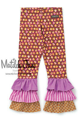 Matilda Jane MAGICIAN BENNYS SZ 6 Girls Leggings Make Believe! EUC!