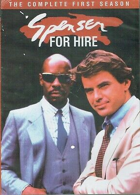 SPENSER FOR HIRE Complete Series DVD  Bundled Set New Free Shipping