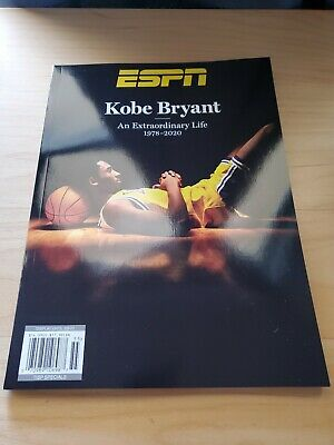 SHIPPING NOW - Kobe Bryant - ESPN Magazine - Special Edition 2020 Tribute Issue