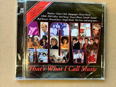 NOW THAT'S WHAT I CALL MUSIC  (2 x CD Album) New and Sealed