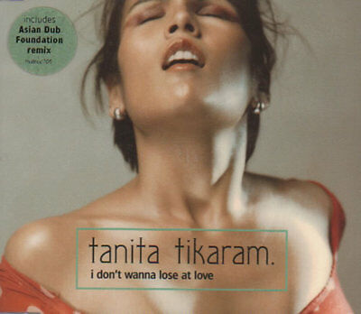Tanita Tikaram - I Don't Wanna Lose At Love (3 track CD single 1998)
