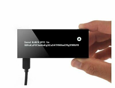KeepKey Bitcoin Hardware Wallet - UK -  Brand New Manufacturer Sealed