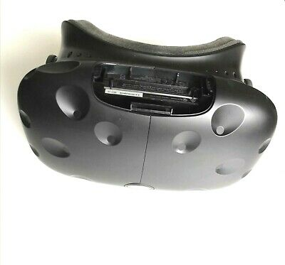 with DEFECT< HTC VIVE VR HEADSET Main unit HMD Virtual Reality replacement part