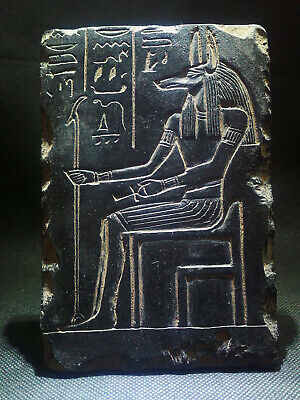 EGYPTIAN ANTIQUES ANTIQUITIES Stela Stele Stelae 1549-1307 BC