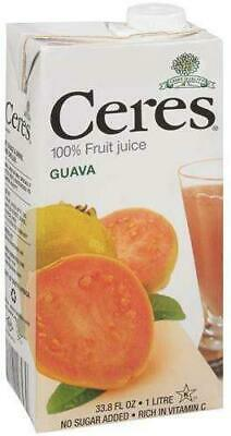 Ceres - Fruit Juice - Guava - 1lt Cartons