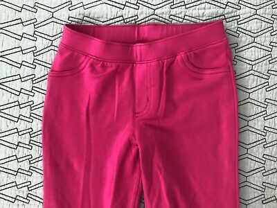 Jumping Beans - Girls - Leggings or Pull On Pants - EUC - Pink - Size 10