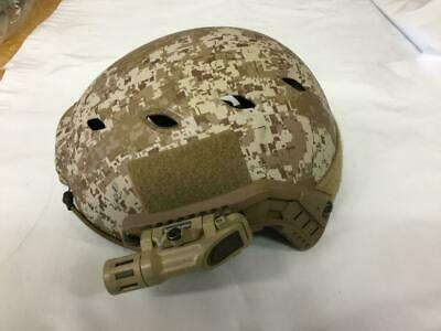 OPS-CORE Fast Bump Helmet * L/XL * AOR1 Helmet w/ Inforce Light