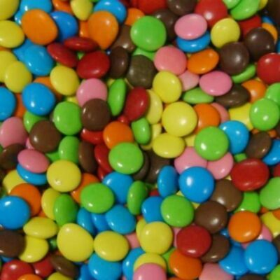 KINGSWAY MILK CHOCOLATE BEANS Scottish Traditional Pick & Mix RETRO SWEETS