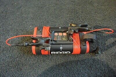 Ridgid Brick Style Transmitter Model 20168 For Use With Locator Wand